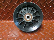 "MURRAY RIDE ON LAWN MOWER FLAT DECK IDLER PULLEY SUITS 36"" 38"" 40"" 46"""