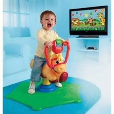 FISHER Price LAUGH n LEARN Smart BOUNCE N SPIN Pony Fantastic INTERACTIVE FunEUC