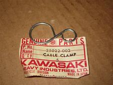 KAWASAKI NOS - CABLE CLAMP - A1/7 - F5-6-7-8-9 - H1 500 - 25022-002