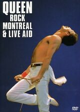 Queen: Queen Rock Montreal and Live Aid [ (2007, DVD NEUF) Special ED.2 DISC SET