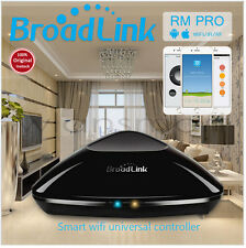 Broadlink RM Pro iphone WIFI+IR+RF Smart Home Automation Intelligent Controller
