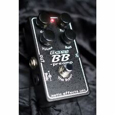 Xotic Effects Bass BB Preamp Distortion Booster Bass Effects Pedal NEW!