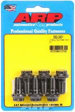 "ARP 330-2801 12PT FLYWHEEL BOLTS 7/16"" SUIT CHEV SB WITH TILTON FLYWHEEL"