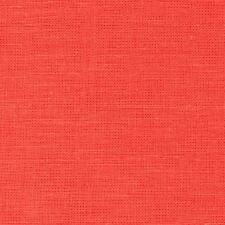 "SPECHLER VOGEL FORMENTI CORAL LINEN 100% LINEN FABRIC 60""W SOLD BY THE YARD"