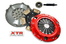XTR STAGE 3 CLUTCH KIT+CHROMOLY FLYWHEEL ECLIPSE TALON LASER FWD 2.0L TURBO 6BLT