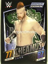 Slam Attax Then Now Forever - #140 Sheamus