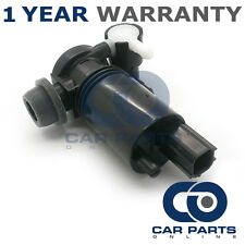 FOR FORD FIESTA MK6 (2002-2015) FRONT TWIN OUTLET WINDSCREEN WASHER PUMP