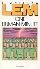 One Human Minute by Stanislaw Lem (1986, Paperback)