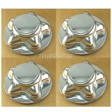 SET OF 4 pcs CHROME WHEEL HUB CENTER CAPS For FORD 1997-2004 F150 EXPEDITION