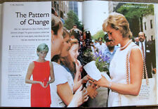 Princess Diana An Extraordinary Life HC book 2000 photos 635 pages from England
