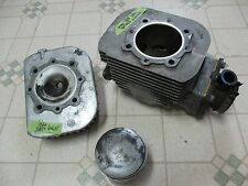 85 Yamaha Phazer 485 Snowmobile Cylinder Piston & Head SRV Exciter Excel ? Mag