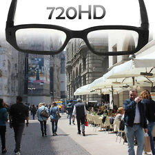 720P 5MP HD Digital Spy Camera Glasses Video Cam Eyewear DVR Camcorder