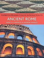 The British Museum Concise Introduction to Ancient Rome, Ramage, Andrew, Ramage,