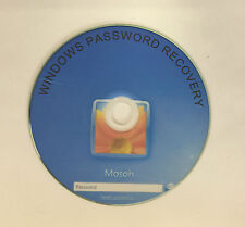 Windows Password Recovery supprimer récupérer reset cd pour xp, vista, win 7 & win 8