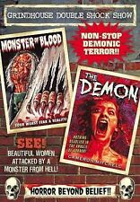 Grindhouse Double Shock Show: The Demon (1981) / Monster Of Blood (1982), Accept