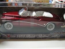 1:18 SCALE MOTORMAX 1953 BUICK SKYLARK CONV. TIMELESS CLASSICS DIECAST RED