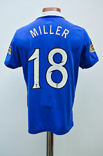 GLASGOW RANGERS SCOTLAND 2010/2011 HOME FOOTBALL SHIRT JERSEY UMBRO MILLER #18
