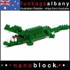 Nanoblock Crocodile micro sized building blocks Nano block mini Building block