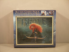 Brave (Blu-ray/DVD/3D 2012 5-Disc Ultimate Coll. Ed.) Best Buy Lunch Box Pixar