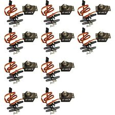 NEW 10pcs Metal Gear RC Micro Servo 9g for Align Trex T-rex 450 RC Helicopter S