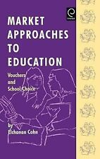 Market Approaches to Education-ExLibrary