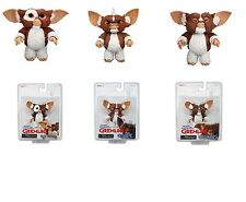 "NECA GREMLINS 5"" ACTION FIGURE SET OF 3 MOGWAI SERIES SAD GIZMO, HASKINS, STRIPE"