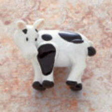 elty Collection Resin Cast Cow Knob Lot of 25