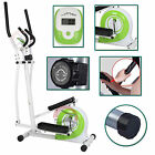 2 IN 1 MAGNETIC ELLIPTICAL EXERCISE TRAINER FITNESS HOME GYM MACHINE CROSS BIKE