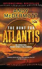 Nina Wilde and Eddie Chase: The Hunt for Atlantis 1 by Andy McDermott (2009, Pap