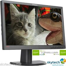 LENOVO SAMSUNG LG ACER HP 19 pollici widescreen lcd piatto HD a Buon Mercato Pc Monitor 16:10