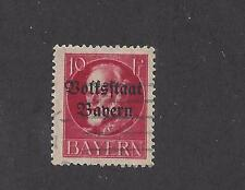 GERMANY - GERMAN STATES - BAVARIA - # 139 - 140  - USED -1919 ISSUES -