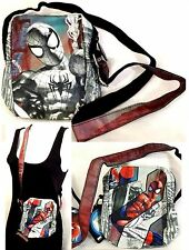 """Marvel Ultimate SPIDER-MAN 7"""" x 6"""" Polyester SHOULDER BAG - New with Tags"""