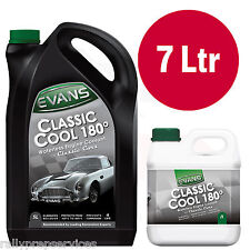 7 LITRE EVANS WATERLESS COOLANT DISCOUNT BUNDLE KIT, CLASSIC COOL 180