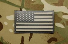 Infrared US Flag Patch IR Army Navy Air Force USN USAF SEAL USCG VELCRO® Brand