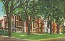 Bellows Free Academy St. Albans VT Postcard
