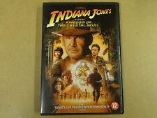 DVD / INDIANA JONES AND THE KINGDOM OF THE CRYSTAL SKULL