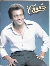 1980 CHARLEY PRIDE Country Music Concert Program/ 24 Pages of Photographs