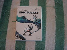 Disney's Epic Mickey   (Wii, 2010) Rated E for Everyone