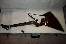 Gibson Explorer Electric Guitar (Heritage Cherry Year # 2009 Model # DSXRCHCH1)