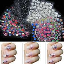 50 Sheets Nail Art Transfer Stickers 3D Design Manicure Tips Decal Decoration
