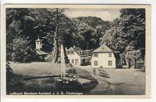 AK Bensheim - Auerbach, Fürstenlager