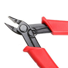 "Electrical 5"" Crimping Cutting Pliers Wire Flush Cable Crimping Cutter Side Snip"