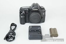 Canon EOS 5D Original, Classic 5D Mark I Full Frame DSLR Camera Body