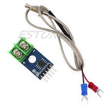 Precision MAX6675 Module + K Type Thermocouple Temperature Sensor for Arduino