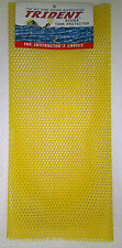 Scuba Diving Tank Net Protector Tight Weave Yellow New! TA60YL