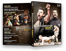 Official ROH Ring of Honor - Reclamation: Night 1 2013 Event DVD