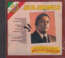 Julio Jaramillo 20 Exitos Originales CD New Nuevo Sealed