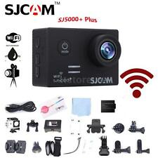 "SJCAM SJ5000+ Plus 2"" WiFi Sport Action Camera Helmet DVR 1080P Waterproof"