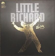 LITTLE RICHARD - The Specialty Sessions  3cd box set w/ booklet and letter RARE