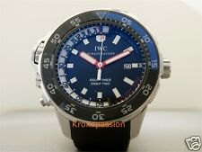 IWC Aquatimer Deep Two Stainless Steel Men's Diver's Watch IW354702